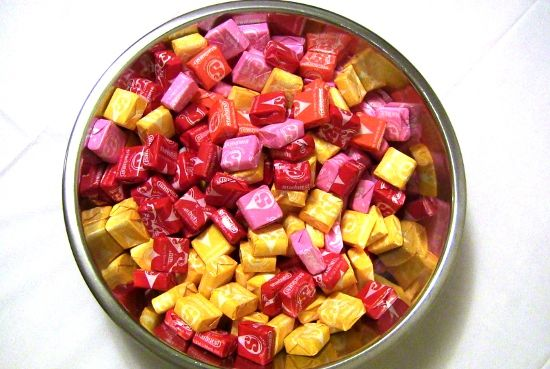 A how to for making Starburst Vodka infusions, with step by step instructions and photos to guide you through.