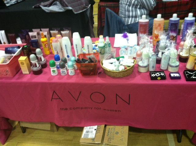 17 best images about avon vendor table ideas on pinterest on the shelf plant stands and - Vender garaje ...