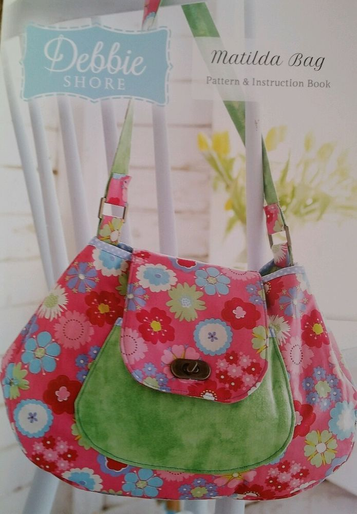#DebbieShore #Mannequin Pin Cushion & #MatildaBag Pattern & Instruction Booklets #sewing #artscrafts #creative