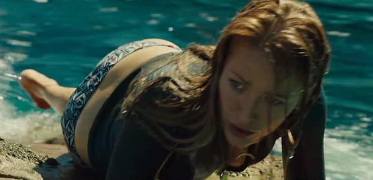 Bikini bottom Blake Lively in The Shallows (2016) #BlakeLively #TheShallows