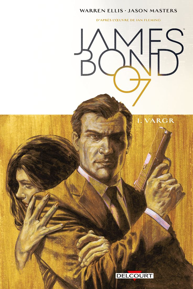 James Bond 01. VARGR
