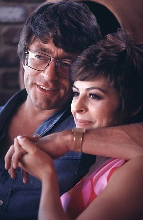 Bill Bixby and his wife Brenda Benet. They lost a young son. She committed suicide at 37. Cancer took him at 59. Tragic.
