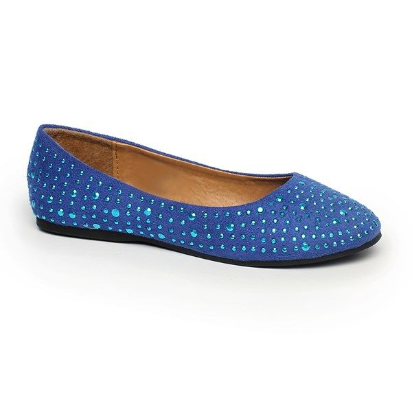 Girls' Gina Ballet Flats - $24.99