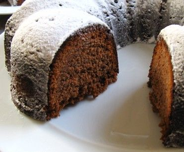 Ireland: Chocolate Potato Cake (March 7, 2009) | European Cuisines - looks like bit of work but I think I'm going to have to give this one a try.