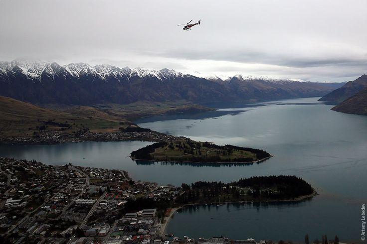 Новая Зеландия в августе 2013