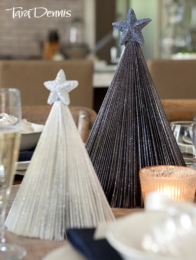 book art how to /DIY: Christmas trees from folded magazines, books http://www.taradennis.com/celebrate/christmas-craft-decorating-style-ideas/magazine-trees.html