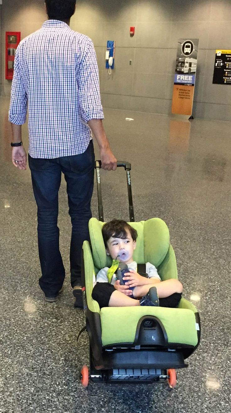 Tips for easier airplane travel with kids