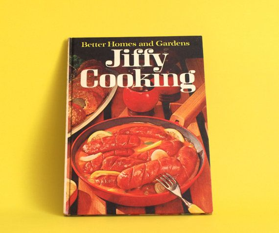 Better Homes & Gardens Creative Jiffy Cooking by FunkyKoala