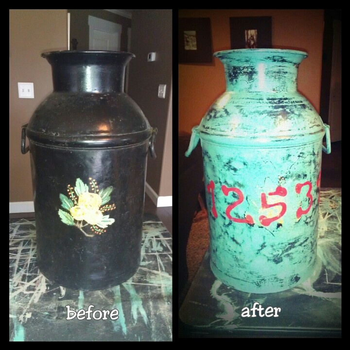 25 unique old milk cans ideas on pinterest painted milk for Old milk can decorating ideas