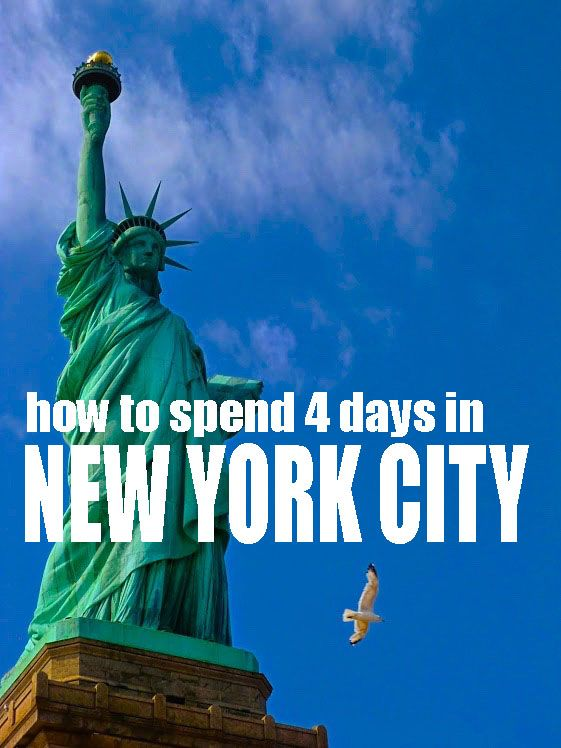 How to Spend 4 Days in New York City || © Joyce Dekkers || Via @vegannomad