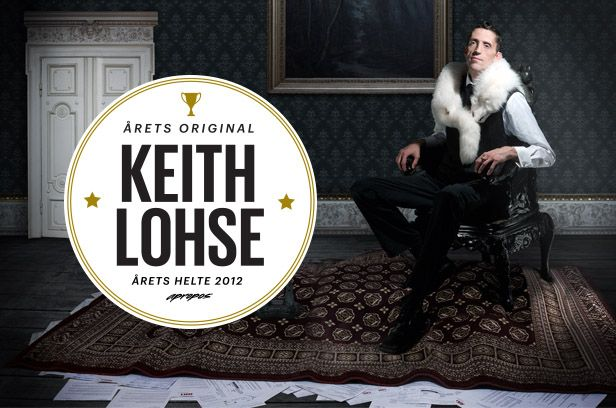 Årets original: Keith Lohse