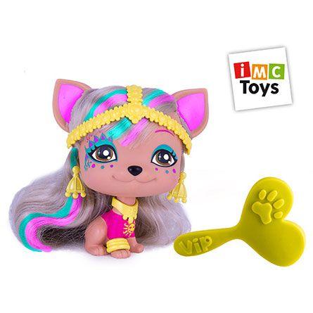 Собака Vip Эйприл. Путешествие в Индию (IMC toys, I love Vip Pets, 1180926 (711594))