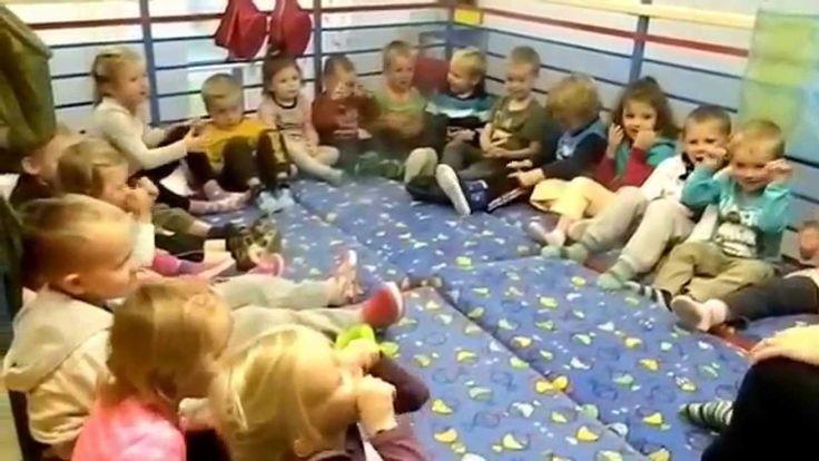 Nursery and kindergarten English circle time   www.skolaklas.cz