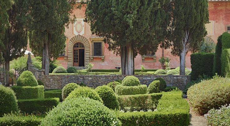 Villa Vignamaggio , Greve, Italia