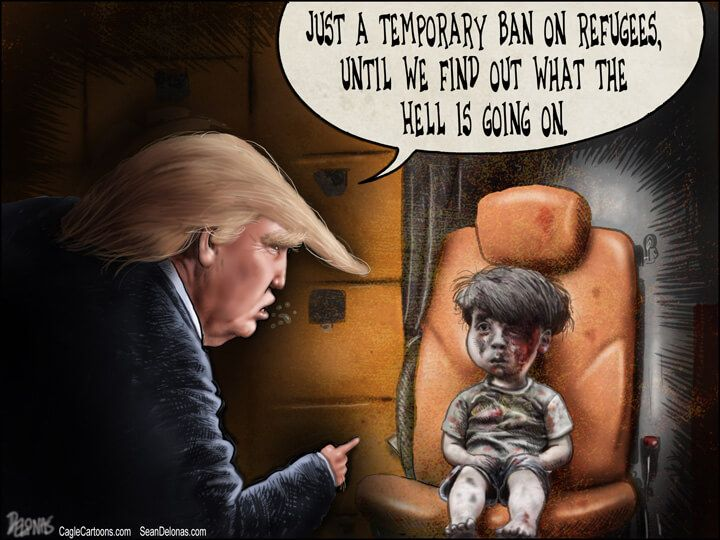 The Quotable Contradictory Donald Trump - https://www.laprogressive.com/quoting-donald-trump/
