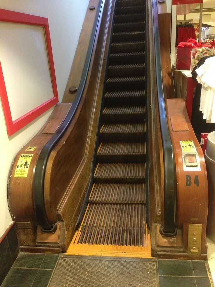 """"""" They were built between 1920 and 1930 by Otis Elevator Company, which pioneered the machinery. They're made of sturdy oak and ash, wood that's traditionally used in hardwood flooring. The mechanical..."""