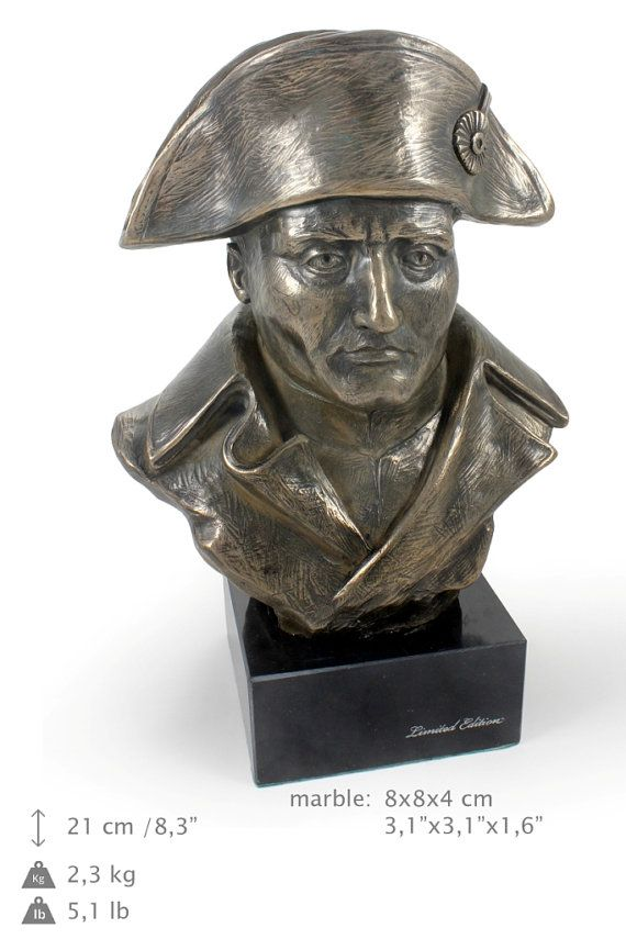 Napoleon Bonaparte famous french people by ArtDogshopcenter