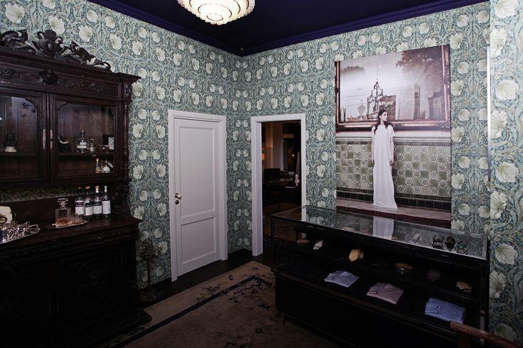 Interior by Yulia Sukhareva x Natalia Alaverdian