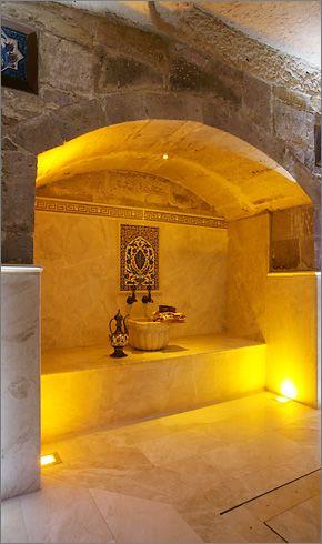 Turkish Baths ☪