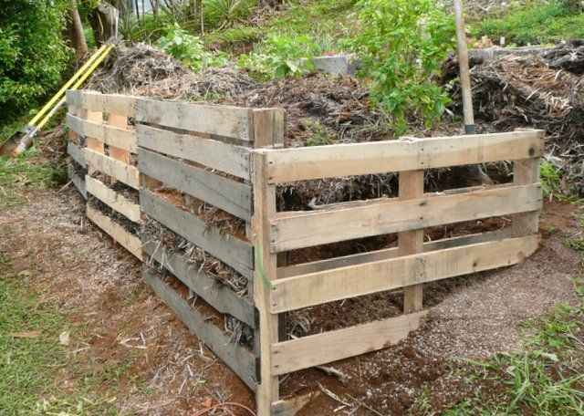 Raised bed if cut in half. Also use as retaining wall for tomatoes