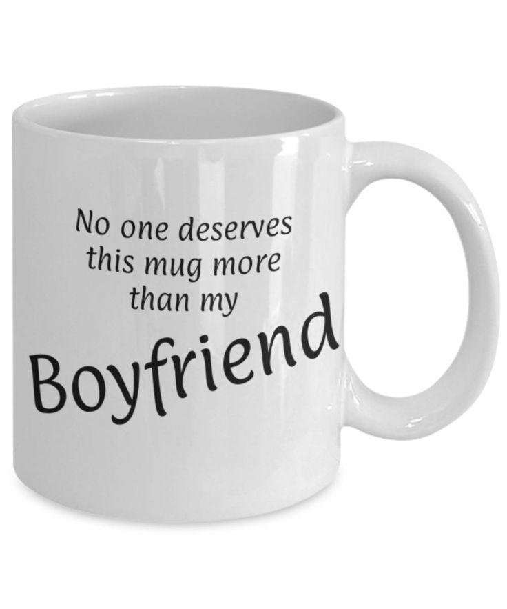 Sweetheart, Partner, No one deserves this more than my Boyfriend, Fun coffee mug, Christmas gift Boyfriend, Appreciation mug,Gift for him by expodesigns on Etsy