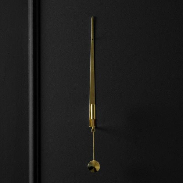 Skultuna - Lampett - Pendel ljusstake i mässing