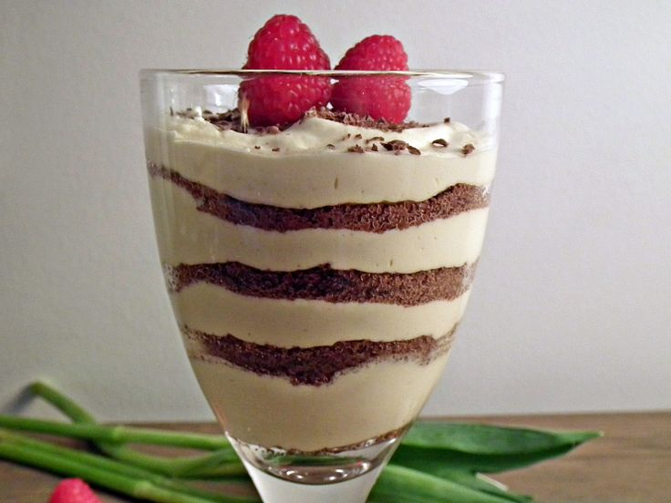 Dronning Maud dessert, av Bakemagi (in Norwegian)