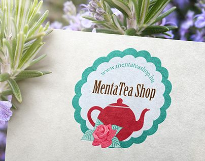 """Check out new work on my @Behance portfolio: """"MentaTeaShop logo, and web design"""" http://be.net/gallery/48237353/MentaTeaShop-logo-and-web-design"""