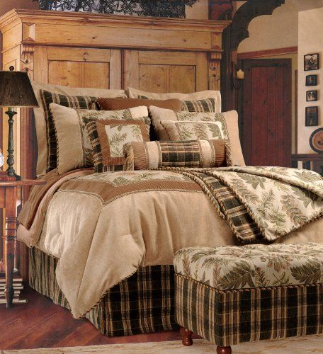 Jennifer Taylor 10 Pcs Comforter Set Cal King Size