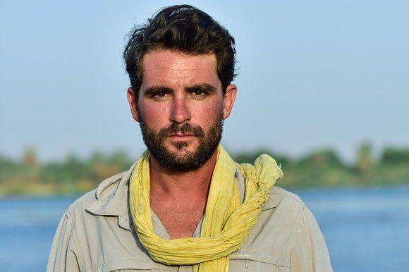 levison wood - adventurer/tv presenter