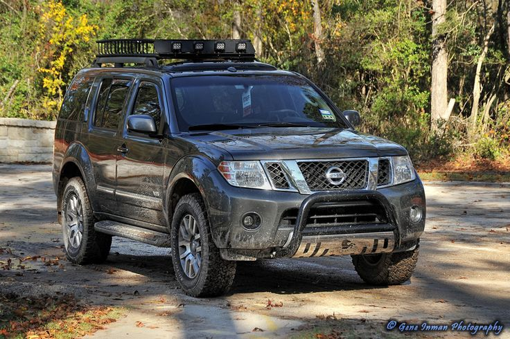 The Nissan Path :: View topic - My Pathfinder Project