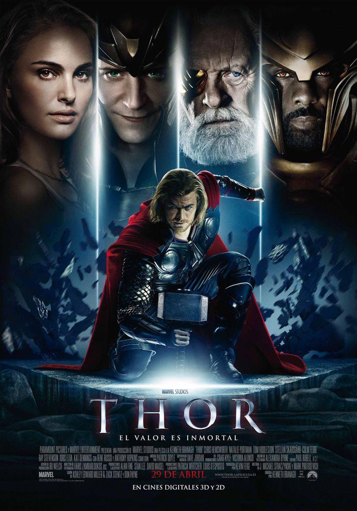 THOR Thor loita por restablecer a orde en todo o cosmos... pero unha antiga raza liderada polo vengativo Malekith regresa para volver sumir ao universo na escuridade. Thor enfróntase a un inimigo ao que nin sequera Odín e Asgard poden facer fronte e deberá embarcarse na súa viaxe máis perigosa á vez que persoal.