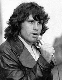 Jim Morrison of The Doors was just sexy.