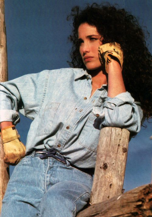The Gap, American Vogue, March 1986.