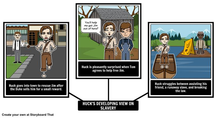 an analysis of the theme of slavery in the adventures of huckleberry finn by mark twain Literary analysis essay - the adventures of huckleberry finn research paper  in mark twain's novel the adventures of huckleberry finn,.