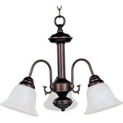 Maxim Lighting Malaga 3-Light Chandelier