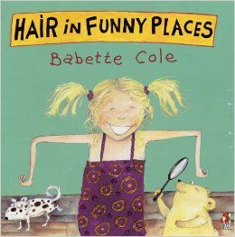 Excellent introductory book for young children: https://www.amazon.co.uk/Hair-Funny-Places-Babette-Cole/dp/0099266261/ref=sr_1_1?ie=UTF8