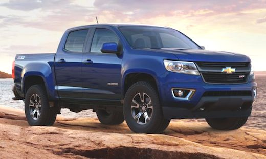 2019 Chevrolet Colorado Price The smooth sliding and well-equipped 2017 Chevrolet Colorado is a solid offer in the mid-sized truck segment.