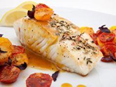 Recette Cabillaud tomates citron, notre recette Cabillaud tomates citron - aufeminin.com
