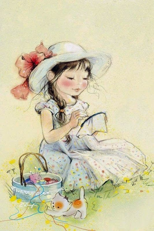 Alenquerensis: Catarina Babok, Ilustradora Russa? - Catherine Babok, a Russian Illustrator?