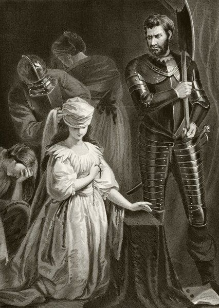 Mary Queen Of Scots Execution                                                                                                                                                                                 More