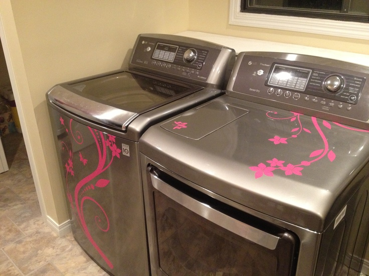 1000 Images About Decals On Pinterest Washer And Dryer