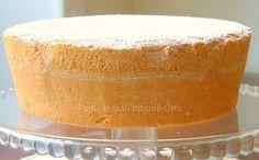 ammodomio: La Pasta Matta...solo di nome!!! Un pan di spagna con meno uova, facile da fare e ottimo da farcire