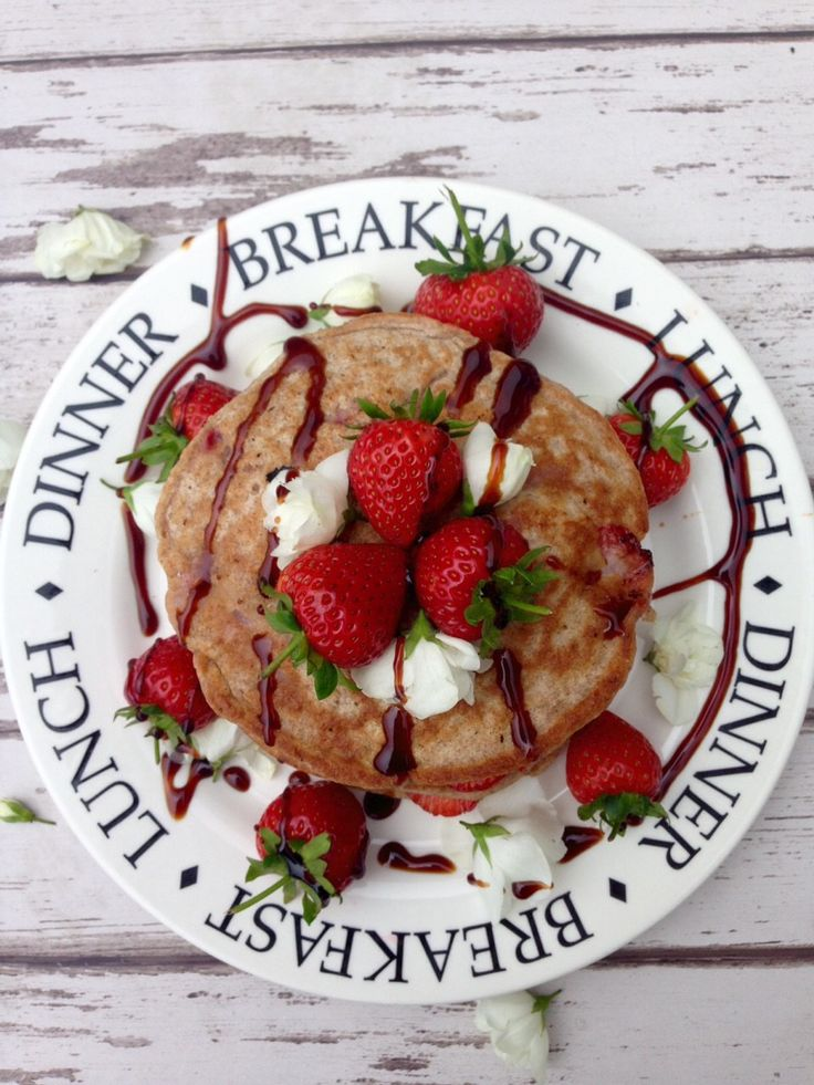Clean and simple pancakes recipe 5