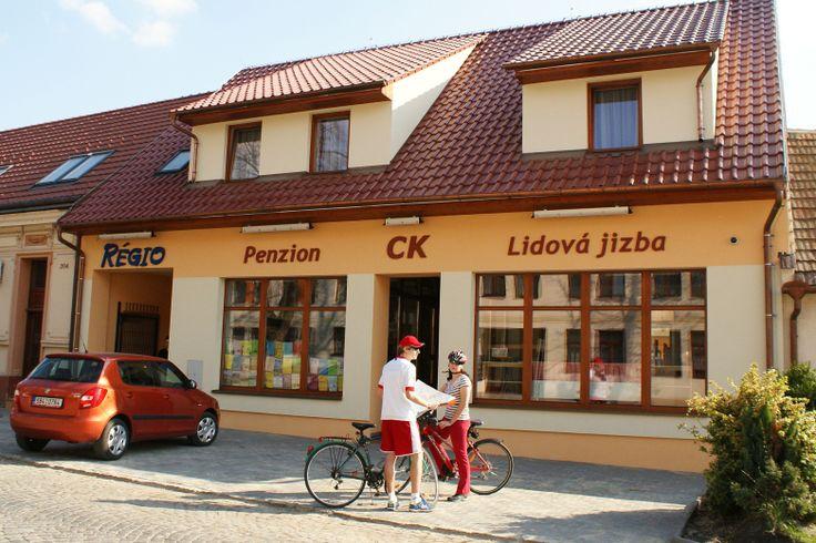 Penzion Régio - Kyjov  www.penzion-regio.cz Penzion 3* Superior