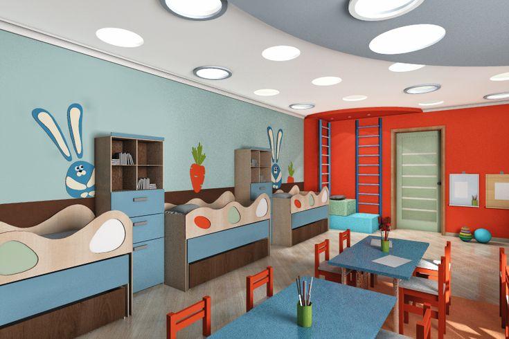 School Interior Design Idea | Idei Amenajare Spatii | Pinterest | Interiors  And Spaces