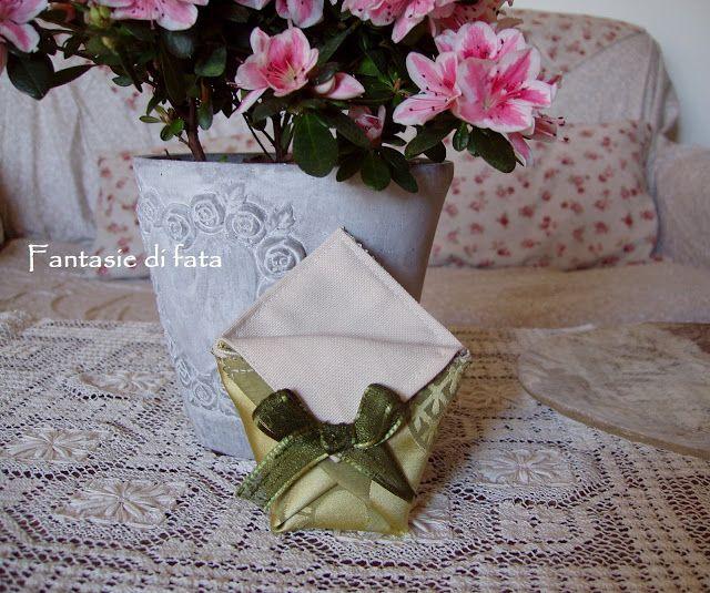 Bustina origami
