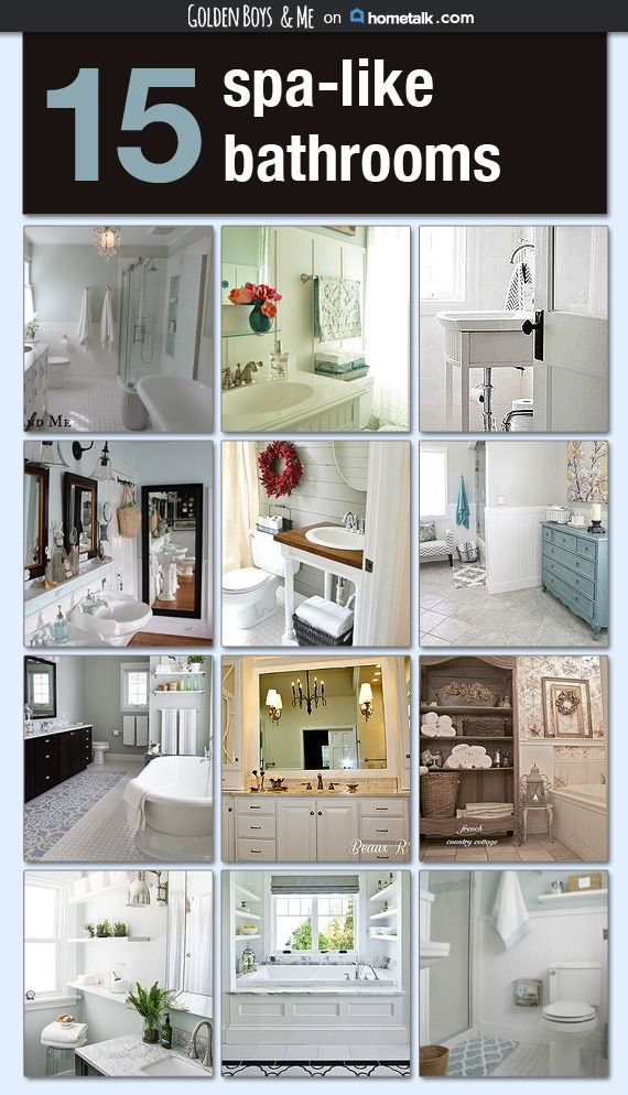 Best 25 spa like bathroom ideas on pinterest spa like for Spa like bathroom decor