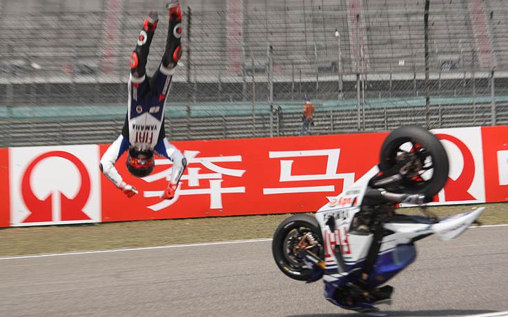 Jorge Lorenzo, First Practice Session, China Grand Prix 2008