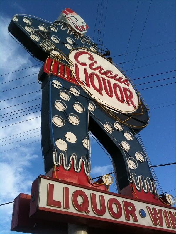 Circus Liquor, LA